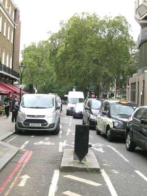 William Street - before